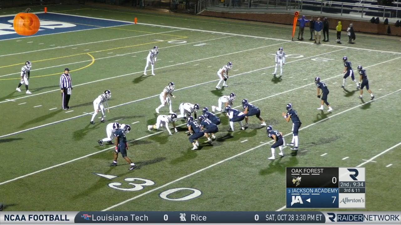 Varsity Football-2017-Game10-OakForest