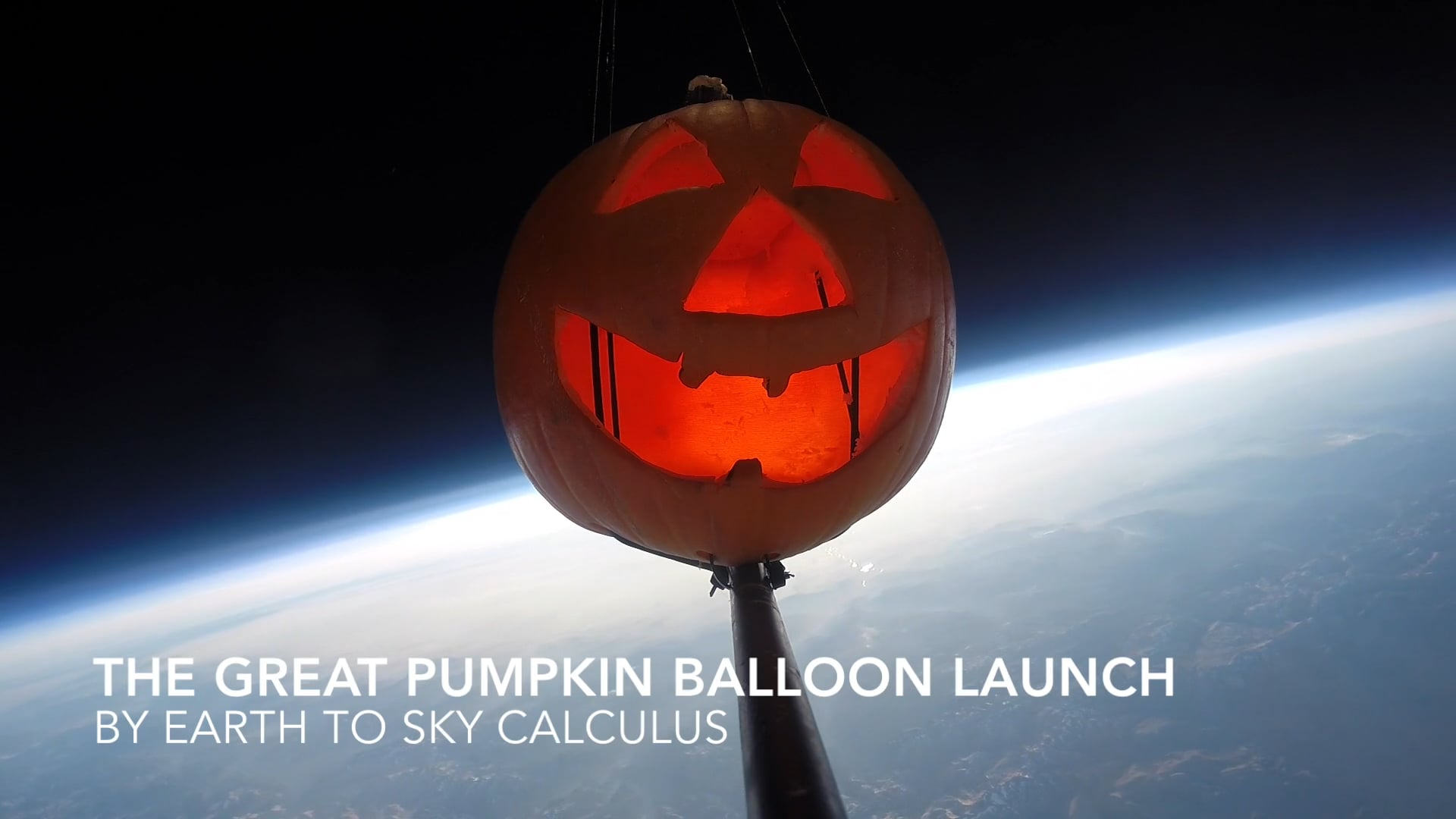 The Great Space Pumpkin