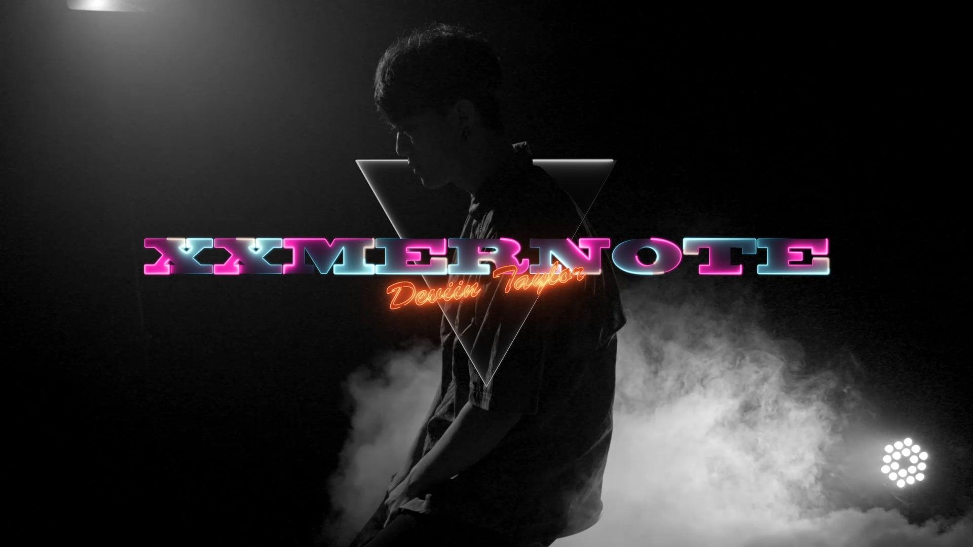 Deviin Taylor 'XXMERNOTE (prod by ROM)'