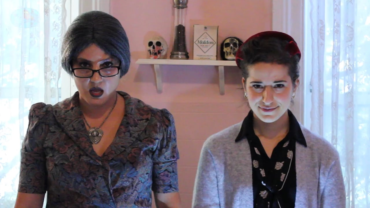 Back from the Grave: A Halloween Special!     - Brooklyn, EAT your heart out!