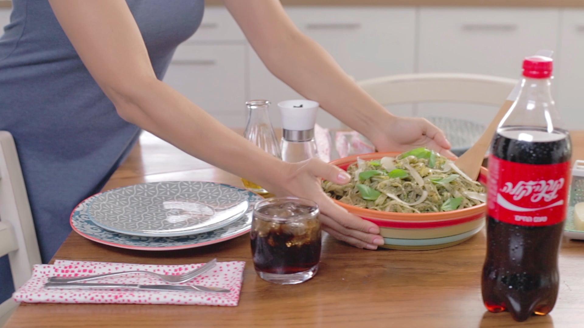 Coke & Meal PASTA recipe