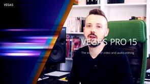 Vegas Pro 15 Edit