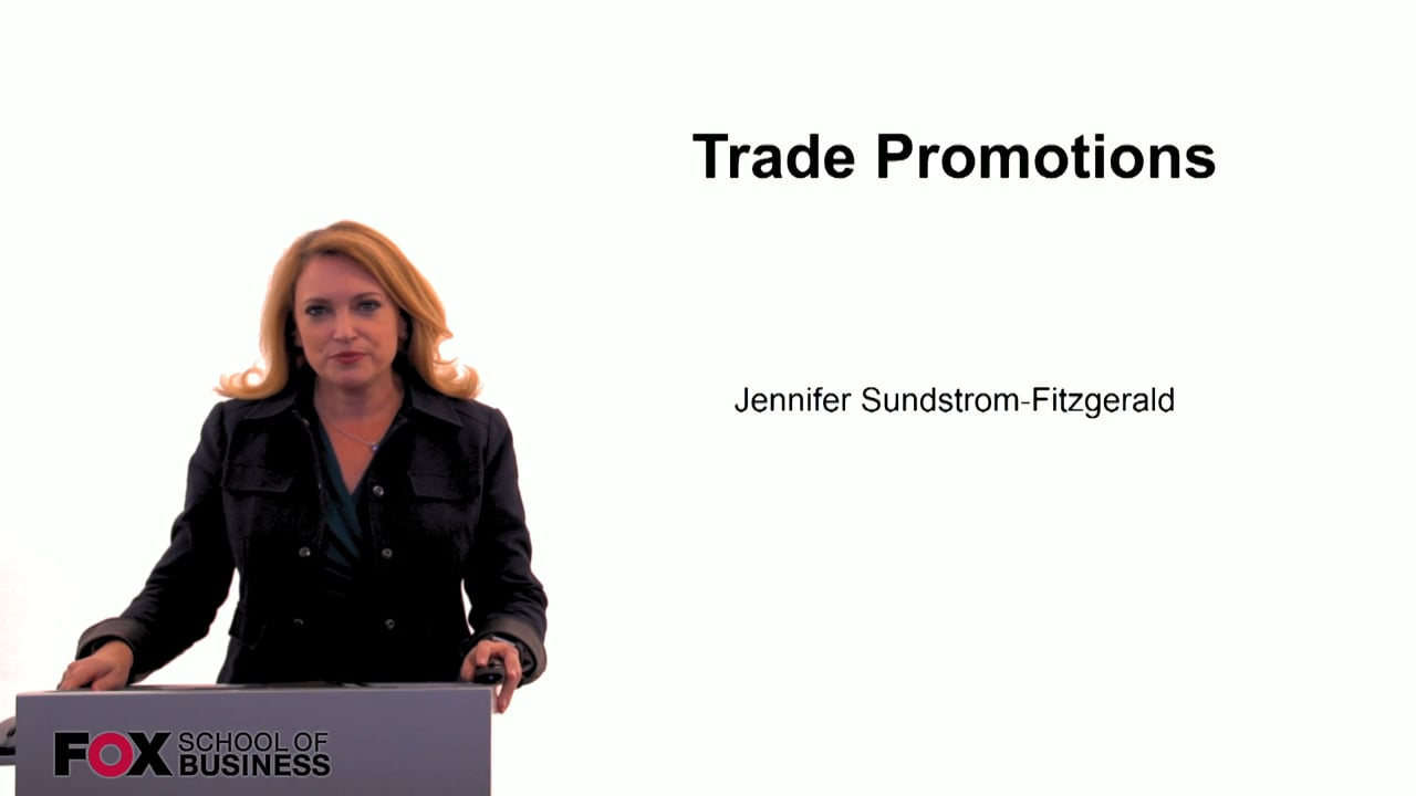 59958Trade Promotions