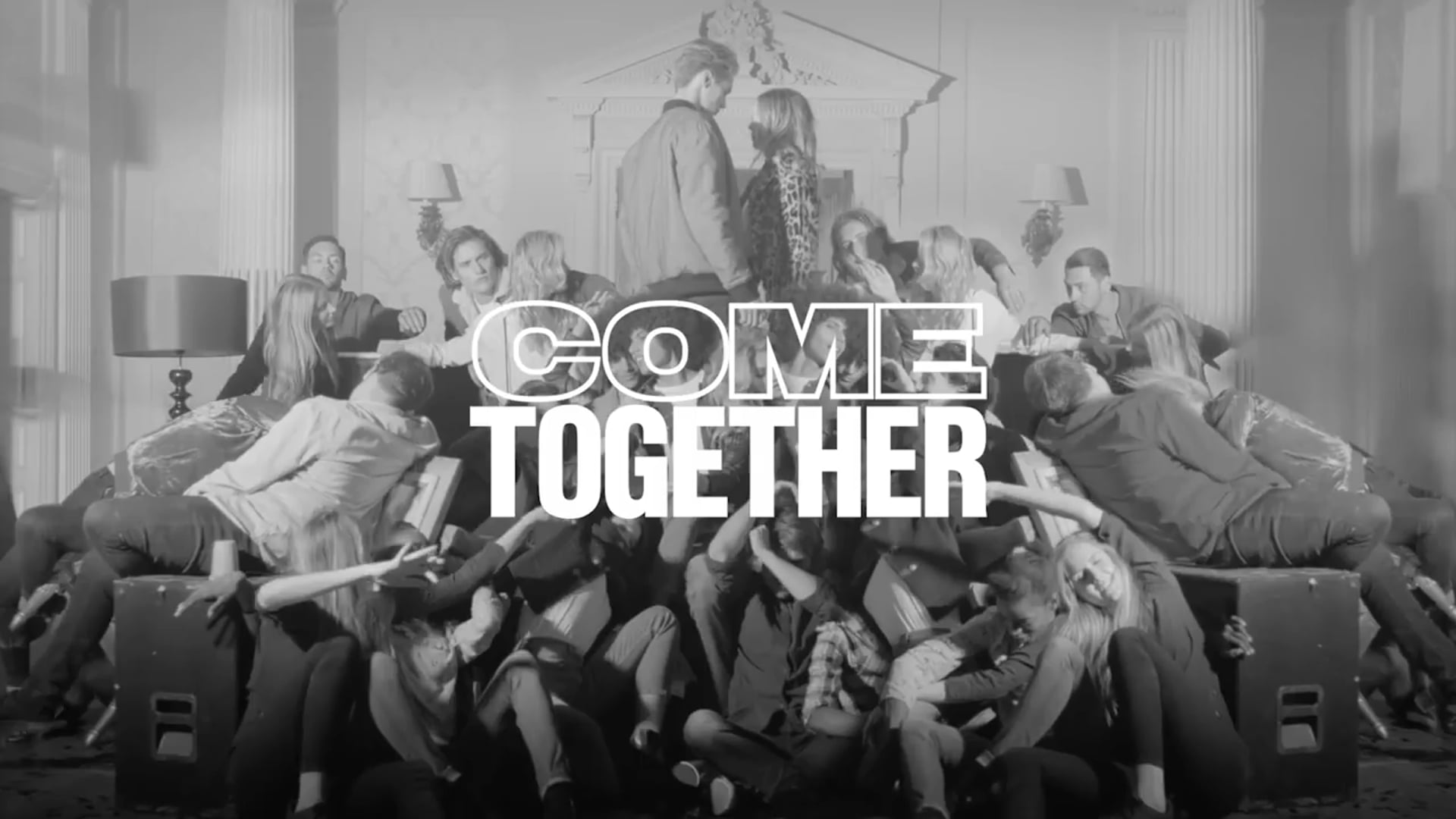 AW 17 Campaign - COME TOGETHER - Pepe Jeans