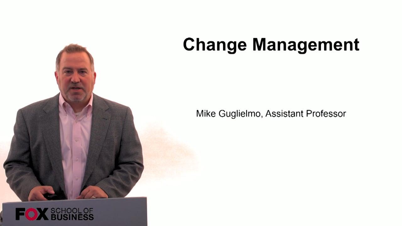 59988Change Management