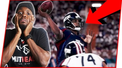 THE WORST QUARTERBACK TO EVER PLAY ON THE BUDGET TEAM! - Madden 18 PS4 Gameplay