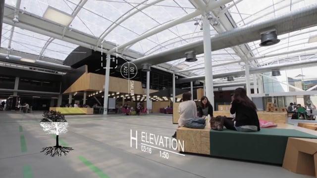 Adelaide University LEARNING HUB: HASSELL