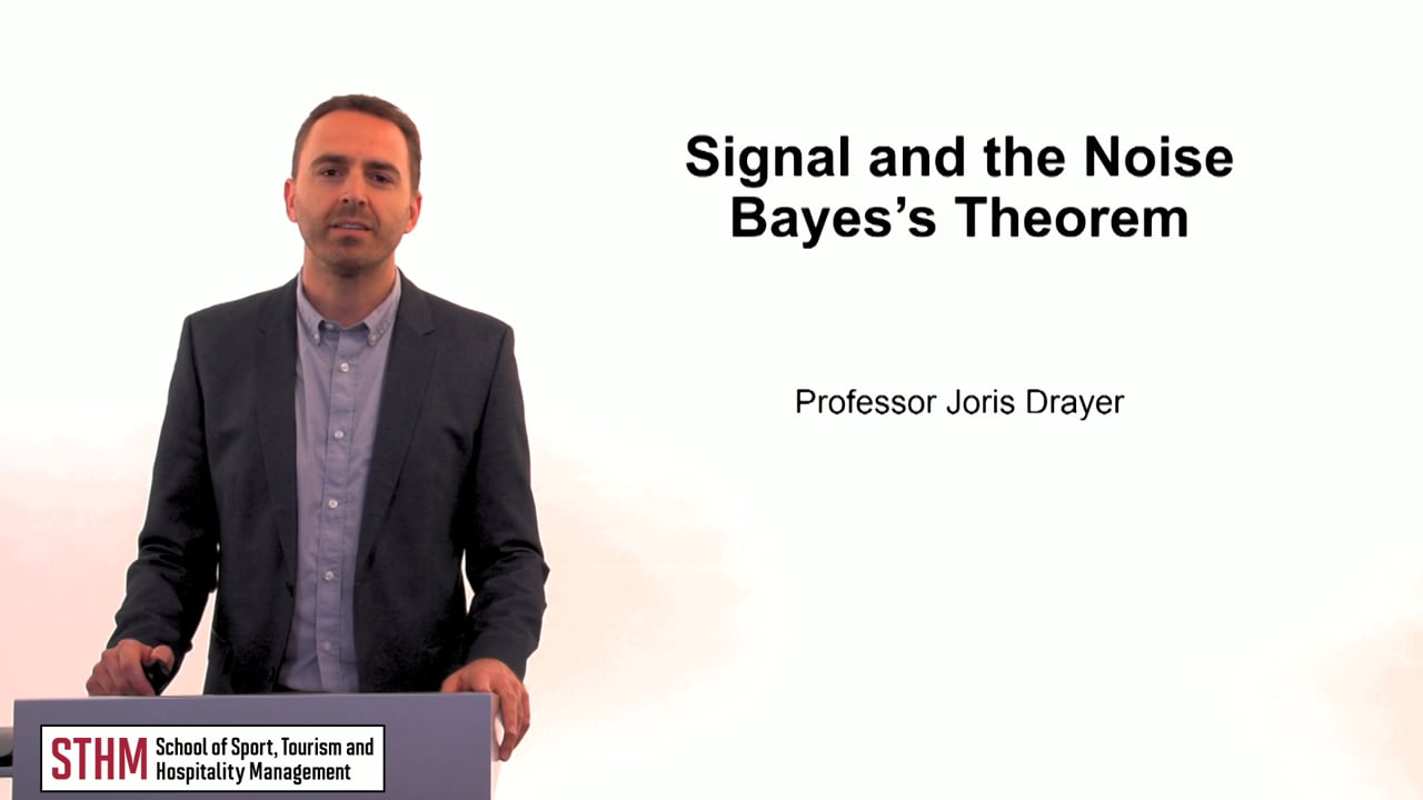 59964Signal and the Noise Bayes's Theorem