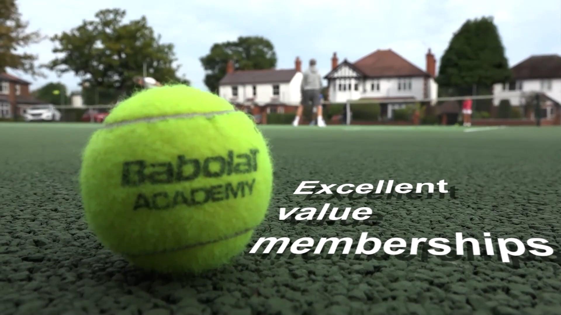 Pen-y-ffordd Tennis Club