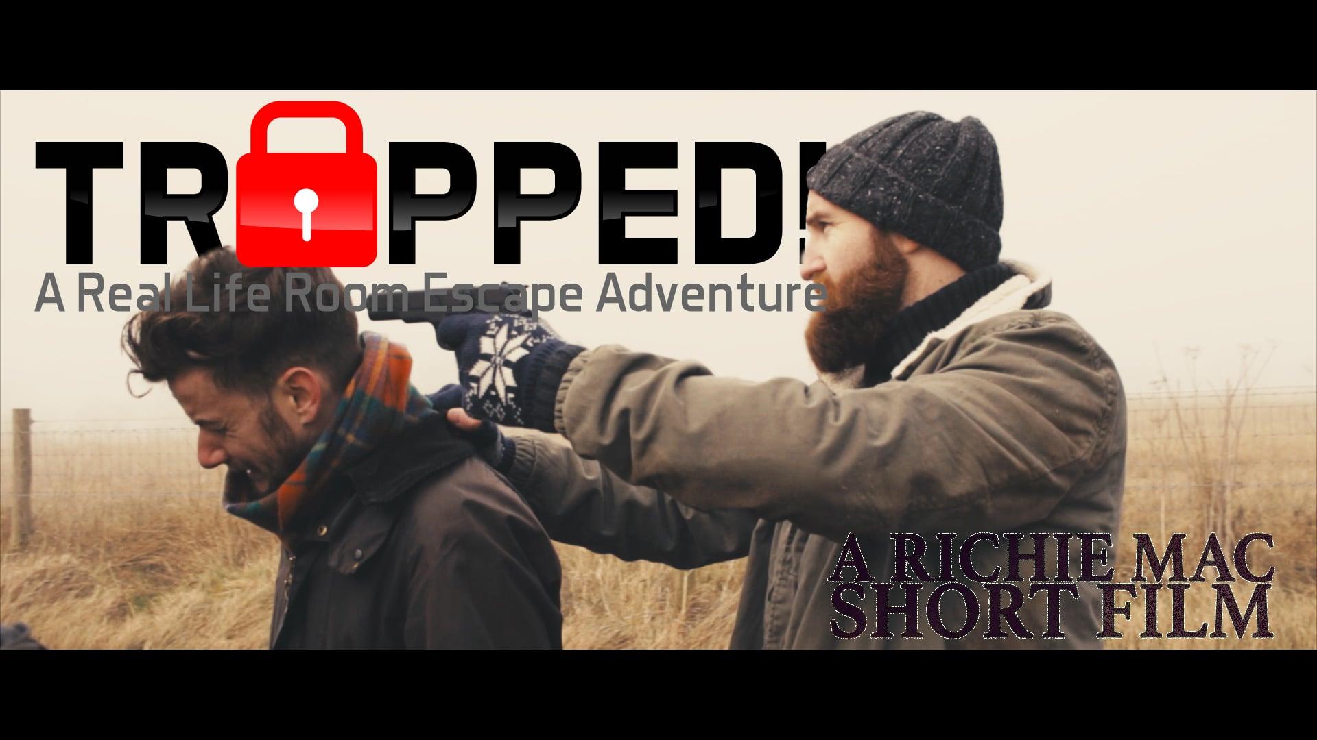 Prison - Hikers - Trapped Escape Rooms
