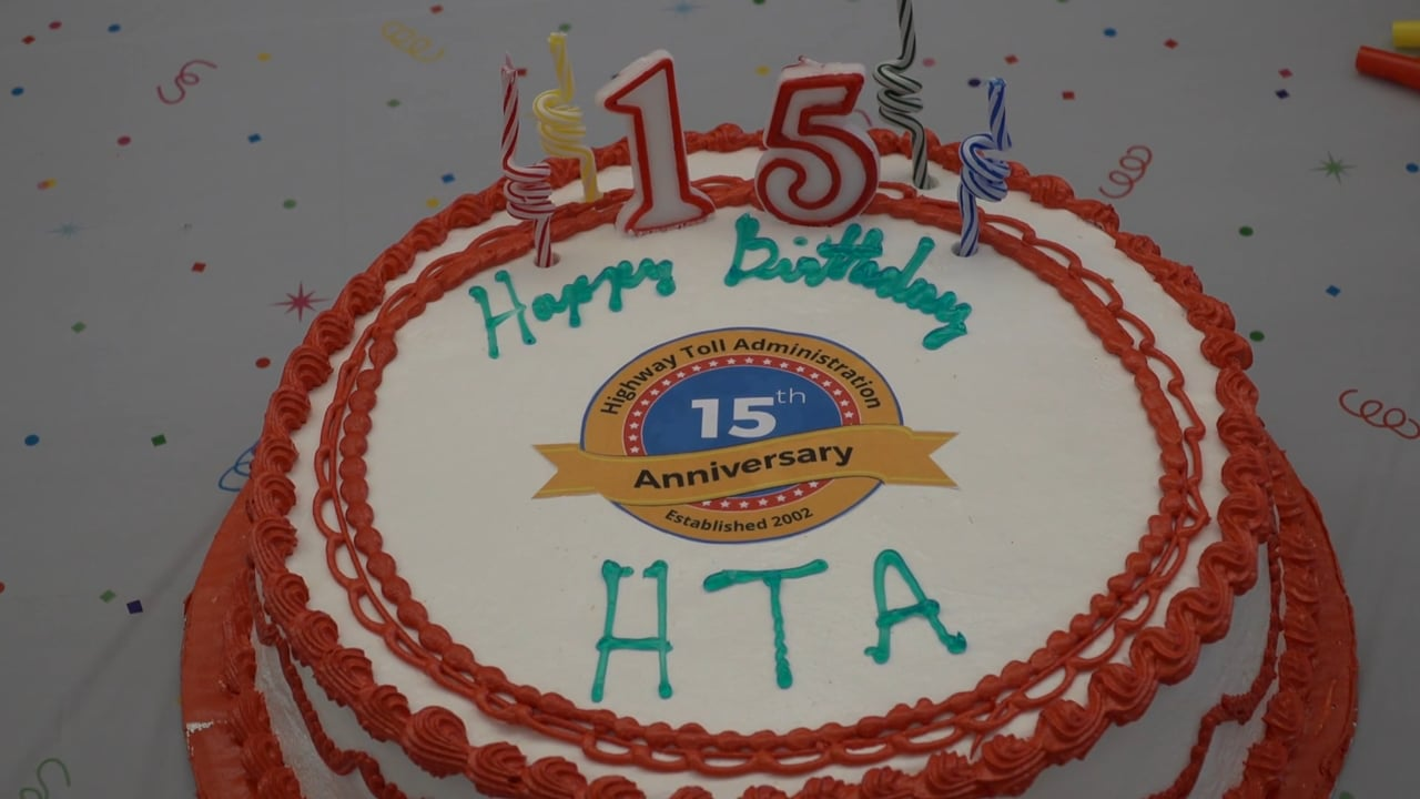HTA 15th Anniversary Party - Celebrating 15 years of Service!