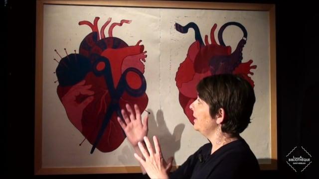 Sandra Baud - Coeur à l'ouvrage