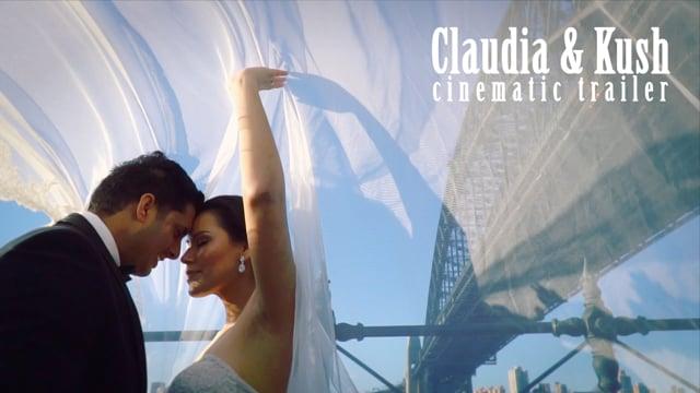 Claudia & Kush Test