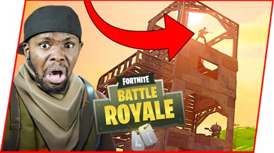 I WANNA BE AS GOOD AS THEM! - FortNite Battle Royale