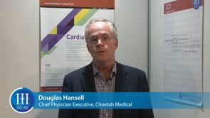 What's unique about Cheetah Medical technology, I-I-I Interview with Douglas M. Hansell, Cheetah Medical
