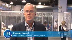 What patients benefit from Cheetah Medical technology, I-I-I Interview with Douglas M. Hansell, Cheetah Medical