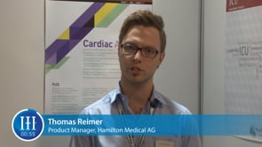 What are the main advantages of the HAMILTON-C6 Ventilator, I-I-I Interview with Thomas Reimer, Hamilton Medical AG