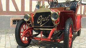 """4/8 PS """"Doktorwagen""""  1909"""