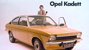 Kadett C Coupe 1976