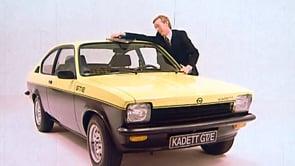 Kadett C GTE 1976
