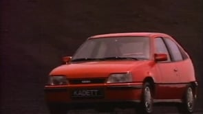 Kadett E - Der neue Kadett GSI 1984