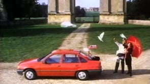 Kadett E - Der neue Kadett Stufenheck 1984