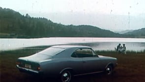 Rekord C - Überlandfahrt im Rekord 1966