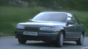 Vectra A - Die Geschichte II 1988