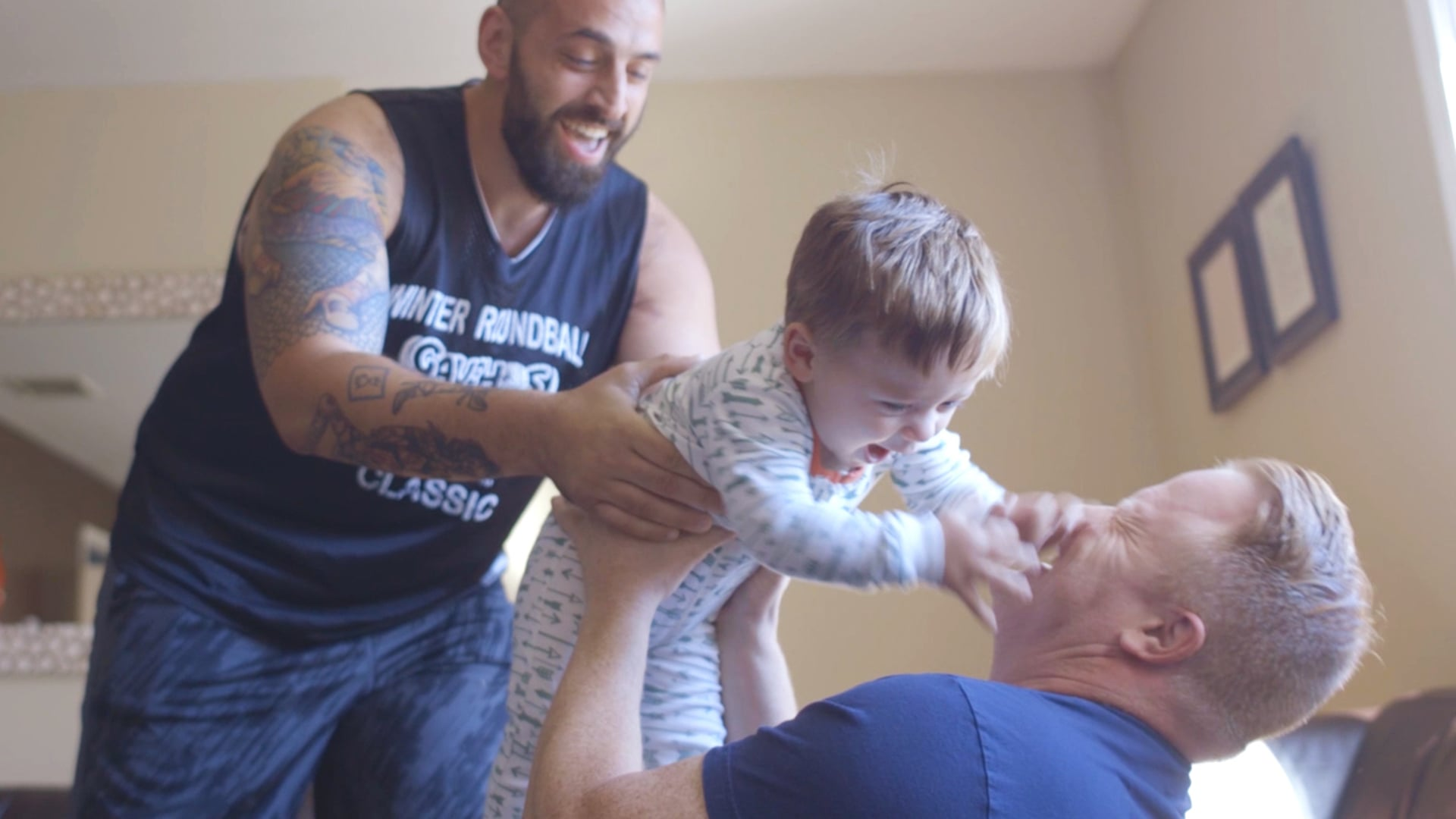 Day in the Life of Corey, Rocco & Forge