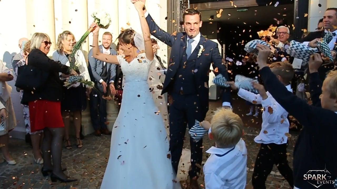 Autumn Wedding @Evian, France
