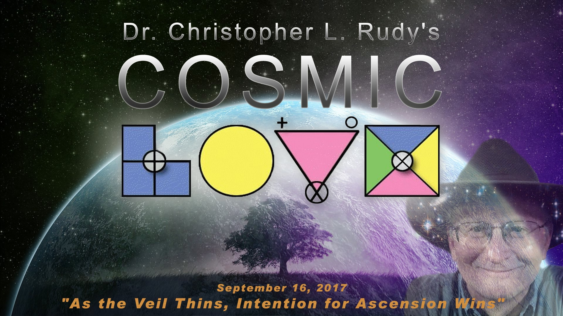 """09-16-2017:  """"As the Veil Thins, Intention for Ascension Wins"""""""