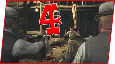 THE MOST EVIL MEN ON EURF! - Red Dead Redemption Walkthrough Pt.4