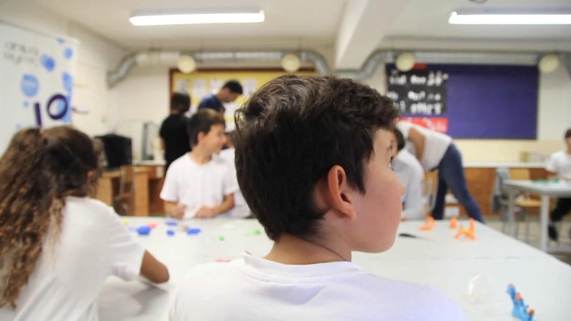 The Animattikon Project / Εργαστήρι animation με θέμα την ανοχή στη διαφορετικότητα