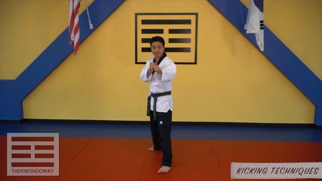 White Belt Kicking Techniques