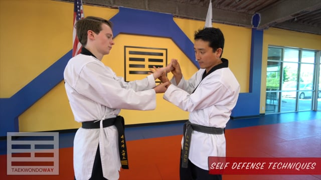 Red Belt Self Defense