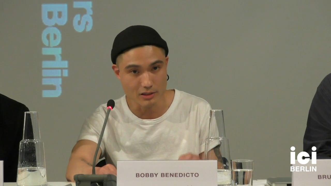 Talk by Bobby Benedicto (Panel IX)