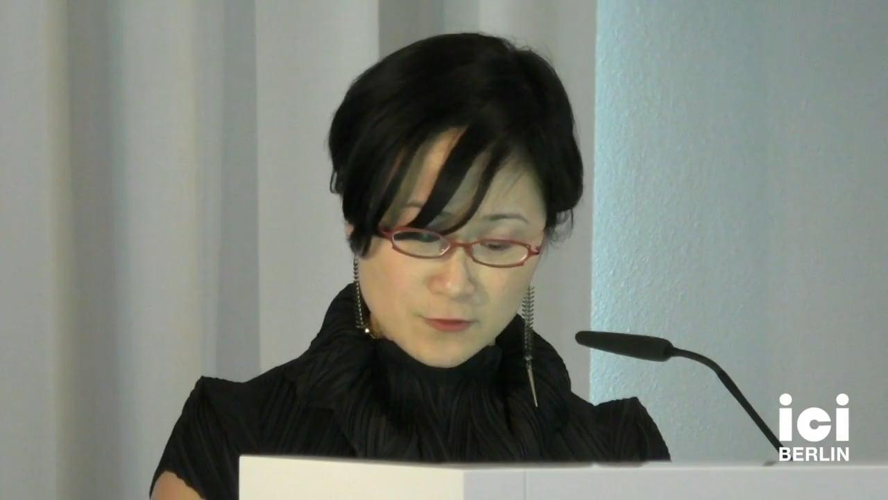 Talk by Ming Tiampo (Panel IV)