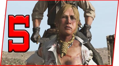 OH NO! THEY KIDNAPPED MY LADY! - Red Dead Redemption Walkthrough Pt.5