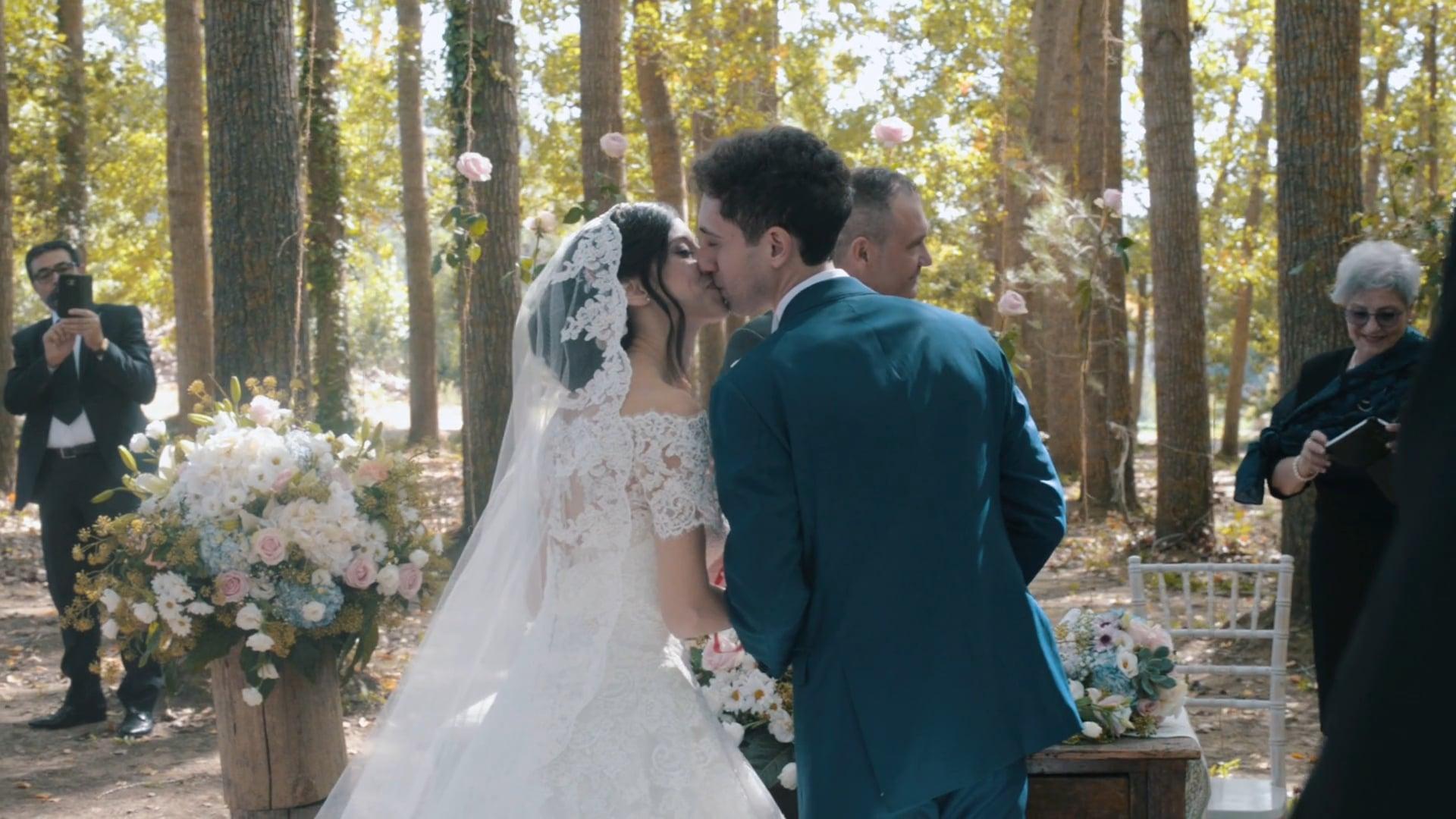 Nicol & Alessio Wedding Trailer