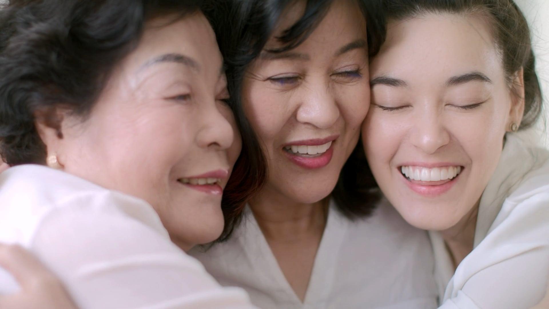 "SMOOTHIE BEAUTY ""Three Generations"""