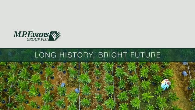 Long history, bright future