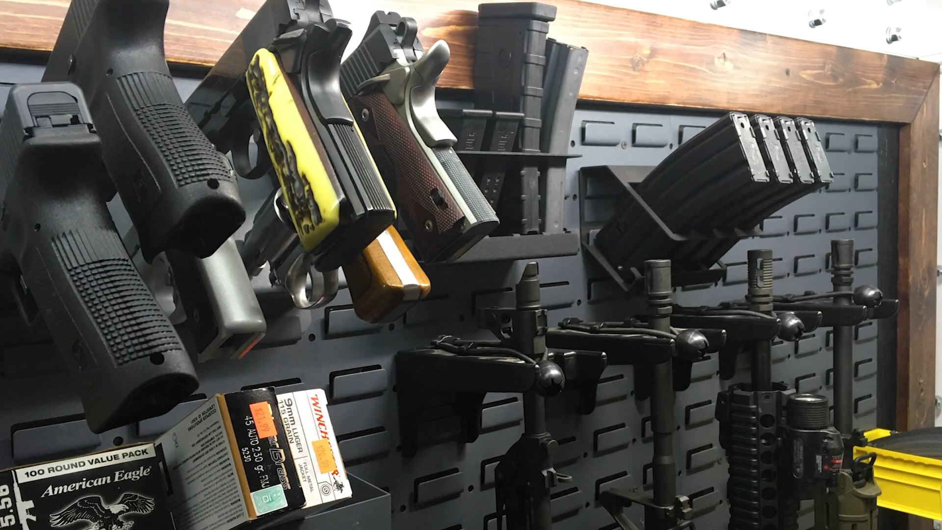 Tornado Place Shelters: Gun Safe