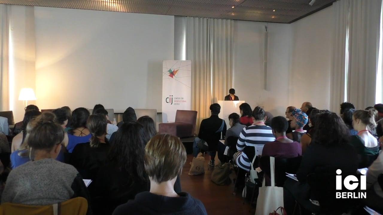 Introduction by Emilia Roig