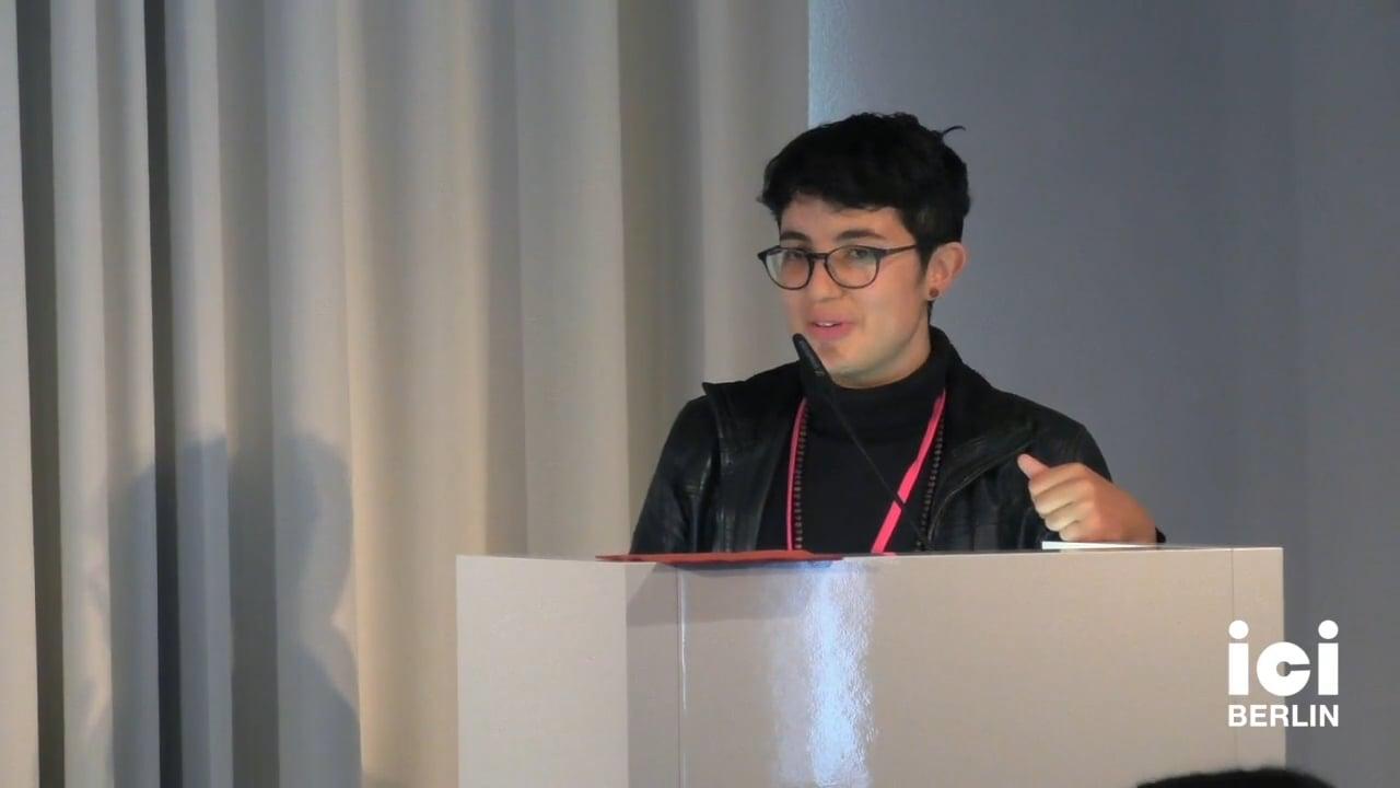 Closing Remarks by Najwa Magot
