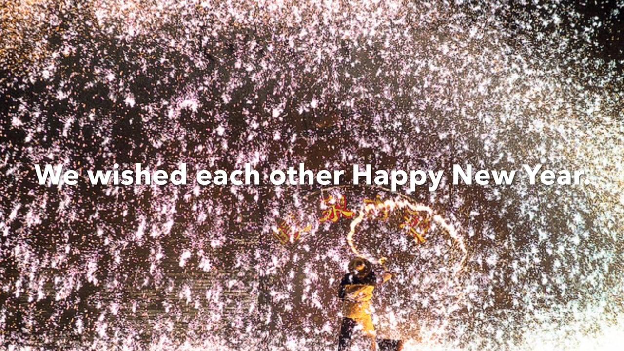 Chinese New Year by Li Li