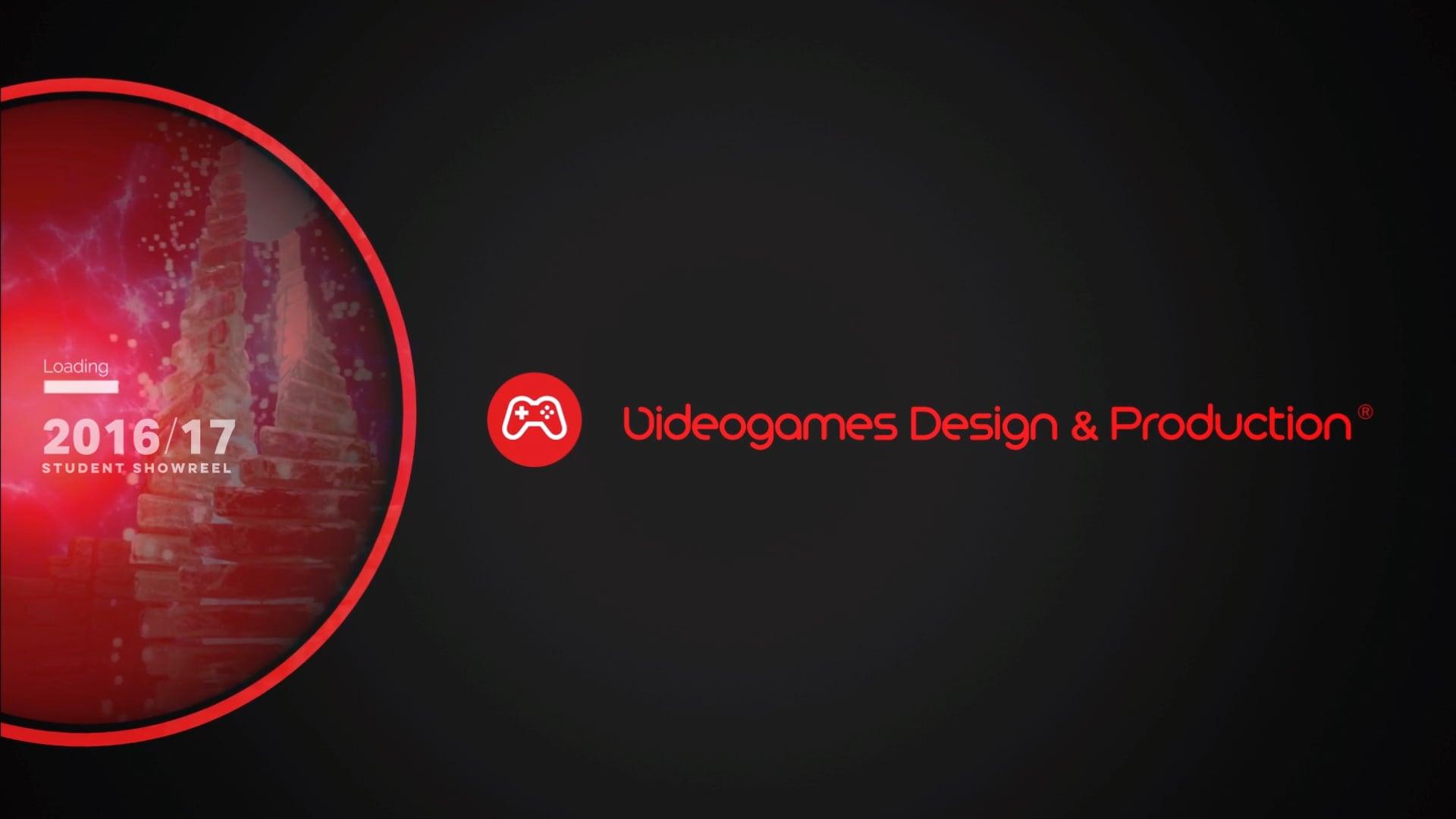 Master in Videogames Design & Production anno accademico 2016-2017