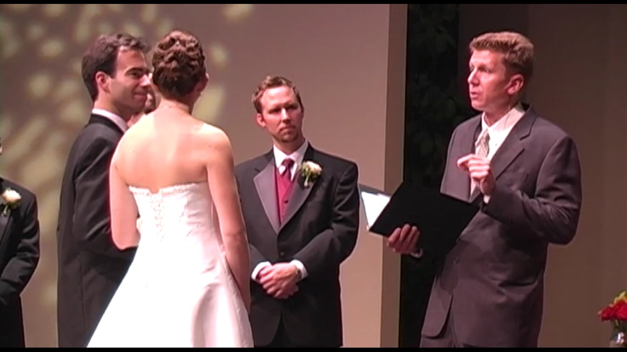 Jared + Danielle Wedding Film - 10 years later