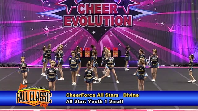 CheerForce All Stars   Divine   Youth 1 Small