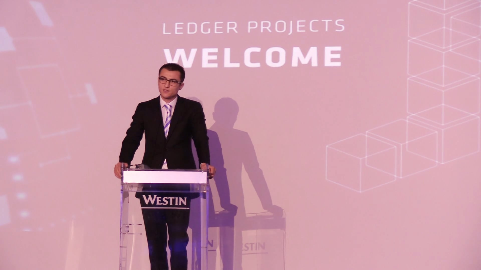 The launch of Malta's first Blockchain application