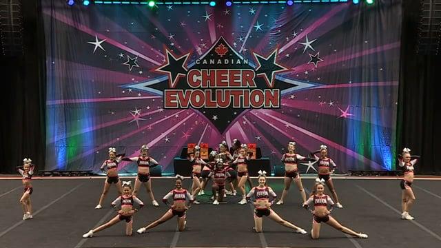 Cheer Fuzion AllStars   Gemz Elite   Senior 4